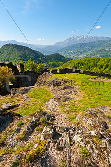 Fortress Pergine
