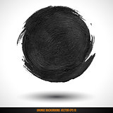 Grunge vector business background
