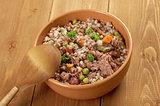 Russian Buckwheat porridge