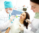 Oral checkup