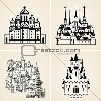 Old cities
