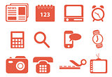 Icons. Vector set