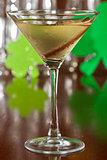Dublin apple martini