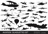Aviation set