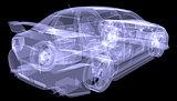 X-ray concept car