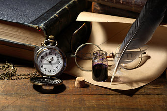 Old Stationery