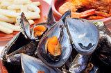 spansih seafood tapas