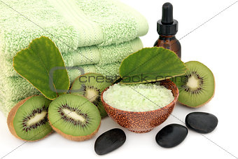 Kiwi Spa Treatment
