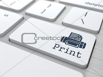 """""""Print"""" Button."""