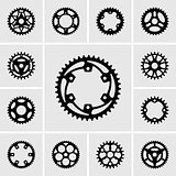 Sprocket icons