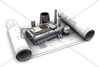 factory blueprints