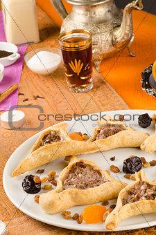 Arab mince pies