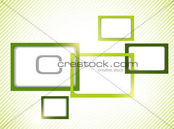 Advertising Frames Background