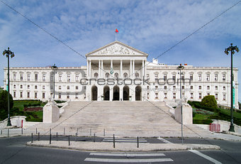 The parliament of Portugal