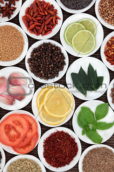 Fresh Food Seasoning