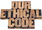 our ethical code
