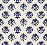 Victorian Seamless Wallpaper