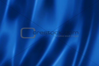 Deep blue satin texture