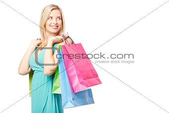 Charming shopper