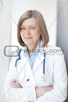 Successful doctor