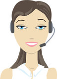 Phone support operator
