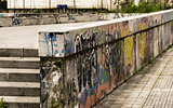 Wall and skate