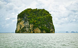 Island in the Andaman Sea - tropical landscape