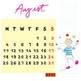 august 2014 kids