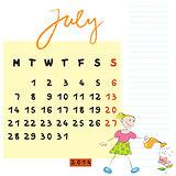 july 2014 kids