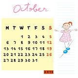 october 2014 kids