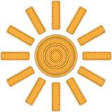 Leather sun