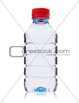Soda water small bottle