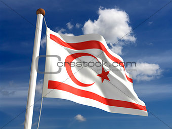North Cyprus Flag