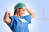 Female Surgeon