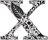 Floral X