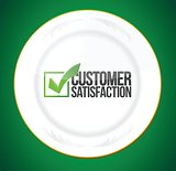 food customer satisfaction guaranty