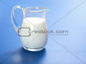 One liter milk
