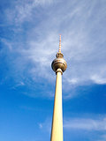 Tv tower or Fersehturm in Berlin