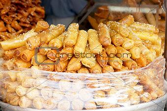 Arabic traditional dessert