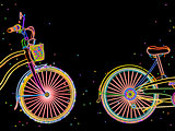 Bicycle retro design