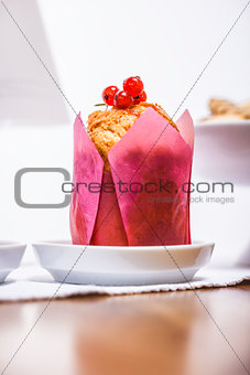 currant muffin