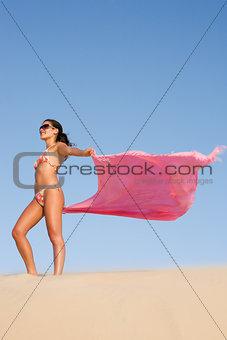 floating sarong