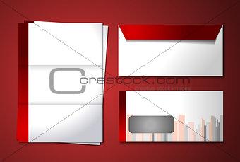 Corporate identity theme