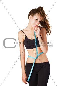 slim waist