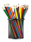 Various color pencils