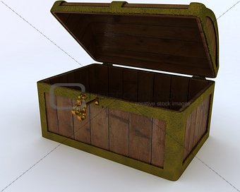 Pirates treasure chest