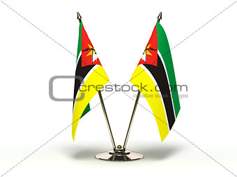 Miniature Flag of Mozambique