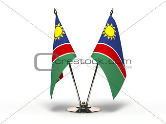 Miniature Flag of Namibia