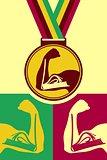 Book medal