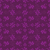 Purple leaf pattern